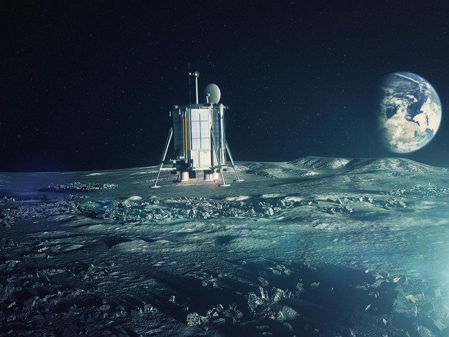 British Lunar Mission Group Crowdfunded Project